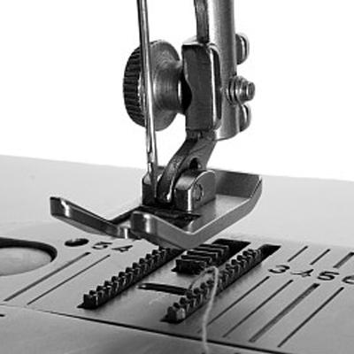 פיתוח מותג בלתי נתפס של תעשיית מכונת התפירה